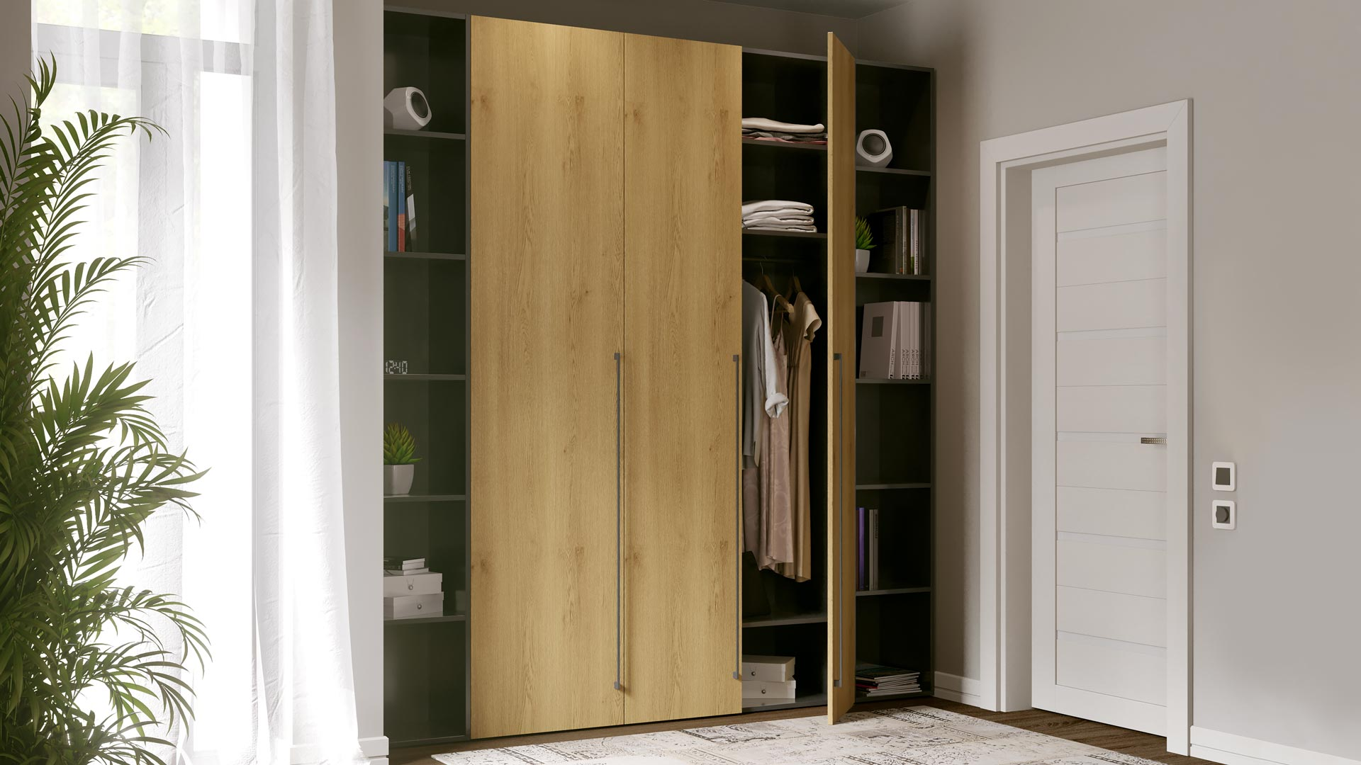 Modern Verno Lite wardrobes - premium quality at an affordable price